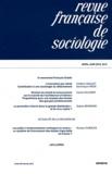 Olivier Galland et Pierre-Michel Menger - Revue française de sociologie N° 53-2 Avril-juin 2 : .