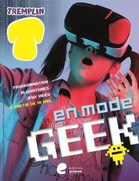 Jan Van der Auwera - Tremplin  : En mode geek - Programmation, algorythmes, jeux vidéos.