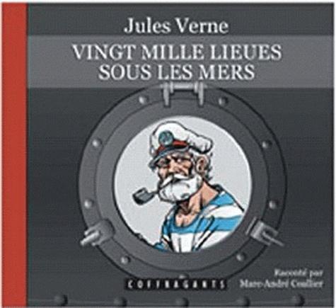 Vingt mille lieues sous les mers  avec 1 CD audio
