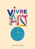 Lucien Ruimy - Vivre l'art Magazine N° 1 : .