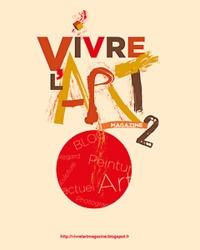 Lucien Ruimy - Vivre l'art Magazine N° 2 : .