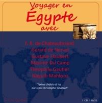 Jean-Christophe Doubroff - Voyager en Egypte. 1 CD audio