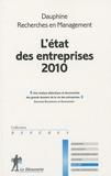 Dauphine Recherche Management et Anne Pezet - L'état des entreprises.
