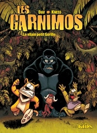 Dav - Les Garnimos Tome 2 : Le Vilain Petit Gorille.