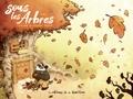 Dav - Sous les arbres Tome 1 : L'automne de Monsieur Grumpf.