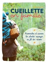 Alixetmika.fr Cueillette en famille - Reconnaître et cuisiner les plantes sauvages au fil des saisons Image