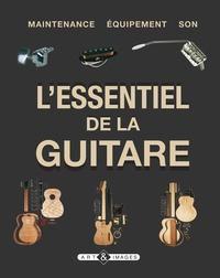 Histoiresdenlire.be L'essentiel de la guitare - Maintenance, équipement, son Image
