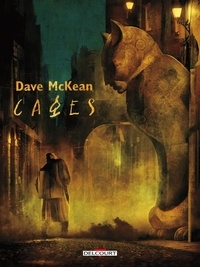 Dave MacKean - Cages.