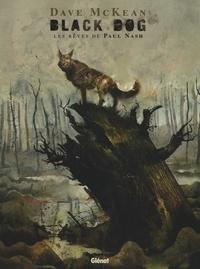 Dave McKean - Black Dog - Les rêves de Paul Nash.