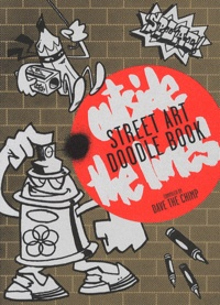 Ucareoutplacement.be Street Art Doodle Book - Outside the Lines Image