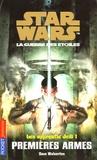 Dave Wolverton - Star Wars, Les apprentis Jedi Tome 1 : Premières armes.