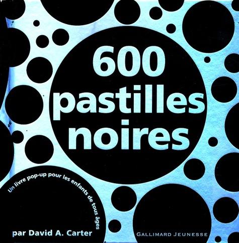 David-A Carter - 600 pastilles noires.