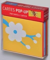 David A. Carter - Cartes pop-up - Motif : blossoms.