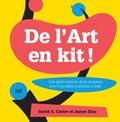 David-A Carter et James Diaz - De l'art en kit ! - Une petite histoire de la sculpture avec 6 modèles d'artistes à créer.