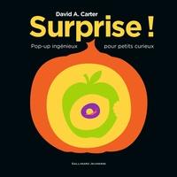 David-A Carter - Surprise!.
