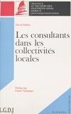 David Abiker - Les consultants dans les collectivités locales.