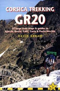 David Abram - Corsica Trekking GR20.