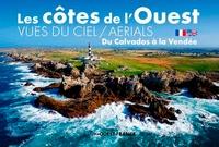 David Ademas et Thierry Creux - Les côtes de l'Ouest vues du ciel.