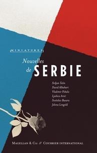 David Albahari et Jelena Lengold - Nouvelles de Serbie.