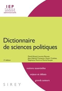 David Alcaud et Laurent Bouvet - Dictionnaire de sciences politiques.