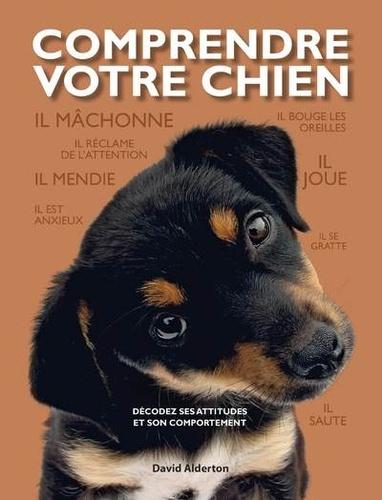 David Alderton - Comprendre votre chien - Décodez les attitudes et le comportement de votre chien.