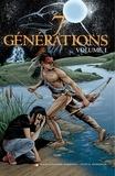 David Alexander Robertson et Scott Henderson - 7 Générations  : 7 Générations : Pierre (Volume 1) - Bandes dessinées - autochtone.
