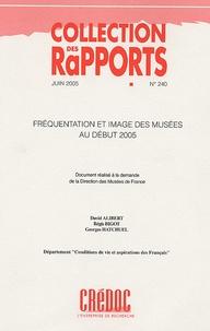Deedr.fr Fréquentation et image des musées au début 2005 - Enquête