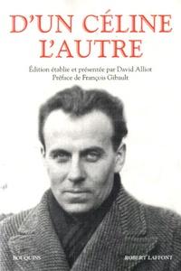 David Alliot - D'un Céline l'autre.