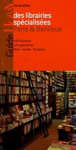 Feriasdhiver.fr Guide des librairies spécialisées Paris & Banlieue Image