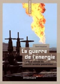 Histoiresdenlire.be La guerre de l'énergie - La face cachée du conflit israélo-palestinien Image