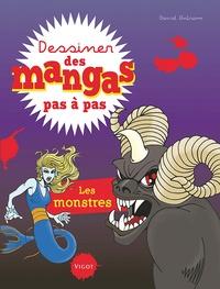 David Antram - Les monstres.