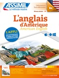 David Applefield - L'anglais d'Amérique - Pack applivre : 1 application + 1 livret de 60 pages.