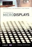 David Armitage et Ian Underwood - Introduction to Microdisplays.