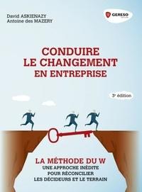 Rhonealpesinfo.fr Conduire le changement en entreprise - La méthode du W : une approche inédite pour réconcilier les décideurs et le terrain Image