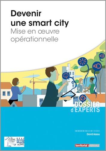 David Assou - Devenir une smart city : mise en oeuvre opérationnelle.