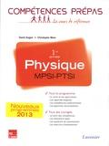 David Augier et Christophe More - Physique MPSI-PTSI 1re année.