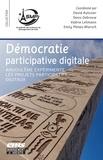 David Autissier et Denis Debrosse - Démocratie participative digitale - Angoulême expérimente les projets participatifs digitaux.