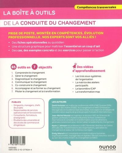 La boîte à outils de la conduite du changement et de la transformation 2e édition