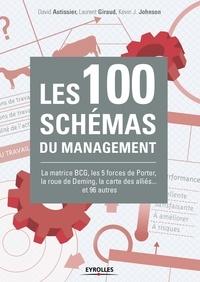 David Autissier et Laurent Giraud - Les 100 schémas du management - La matrice BCG, les 5 forces de Porter, la roue de Deming, la carte des alliés... et 96 autres.