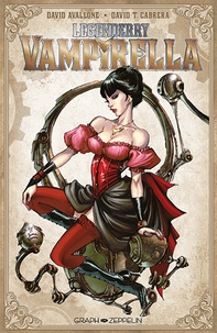 David Avallone et David Cabrera - Legenderry Vampirella - Une aventure steampunk.