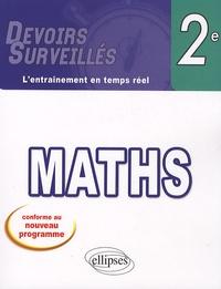 David Azuelos - Maths 2de Nouveau Programme - Devoirs surveillés.