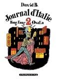 David B. - Journal d'Italie Tome 2 : Hong-kong Osaka.