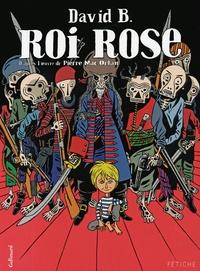 David B. - Roi Rose.