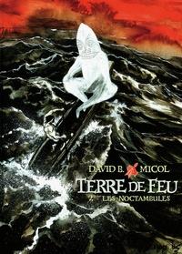 David B. et Hugues Micol - Terre de feu Tome 2 : Les noctambules.