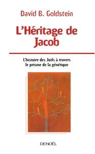 Histoiresdenlire.be L'Héritage de Jacob - L'histoire des Juifs à travers le prisme de la génétique Image