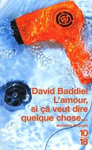David Baddiel - .