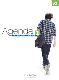 David Baglieto et Bruno Girardeau - Agenda 2 - Méthode de français A2. 1 CD audio