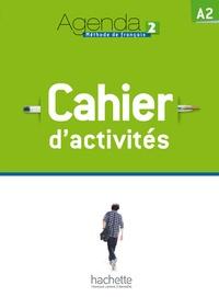 David Baglieto et Audrey Gloanec - Agenda 2 - Cahier d'activités A2. 1 CD audio