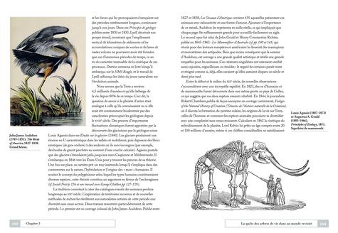 La classification animale. Une histoire illustrée