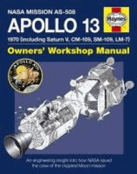 David Baker - Apollo 13 Manual - An Engineering Insight into How NASA Saved the Crew of the Crippled Moon Mission.